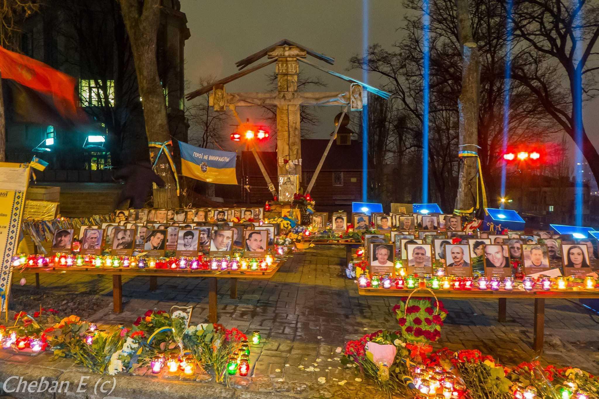 Конкурс на кращу пропозицію пам'ятника Героям Небесної Сотні у Житомирі триває