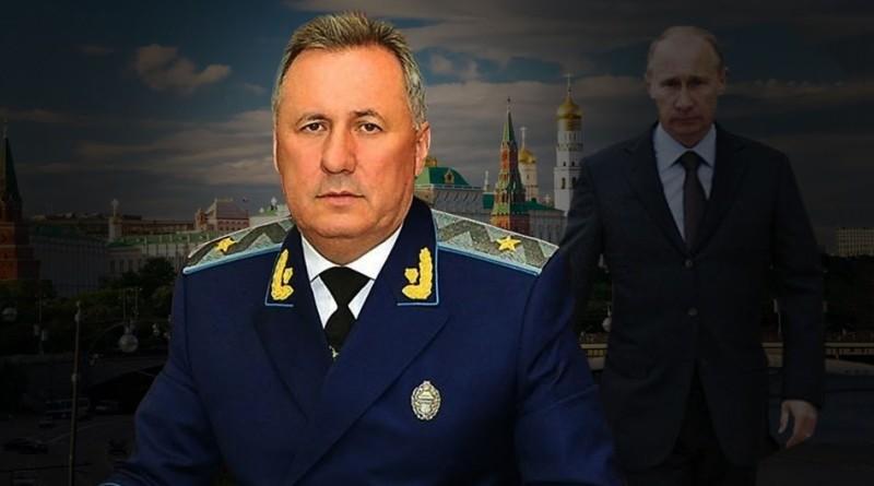 Ряды «русских патриотов» в Одессе пополнились областным прокурором Николаем Стояновым