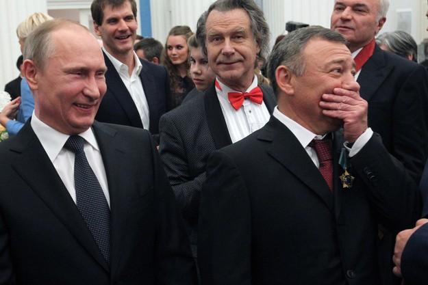 """Партнер Путина – хозяин киевского """"Ocean Plaza"""" отказался признавать законы Украины"""