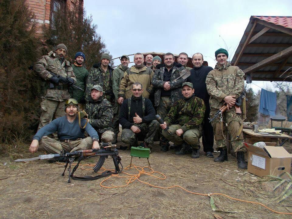 Ядром батальона были ребята с Майдана – комбат батальона Киев-2 (ВИДЕО)