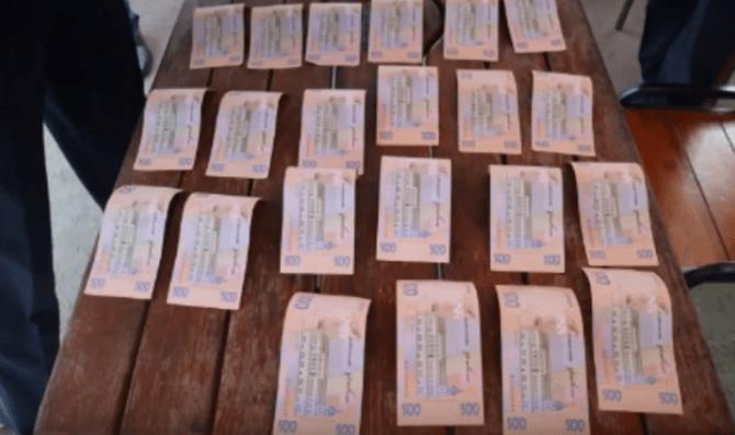 Куп'янські активісти піймали податківців на хабарі (Відео)