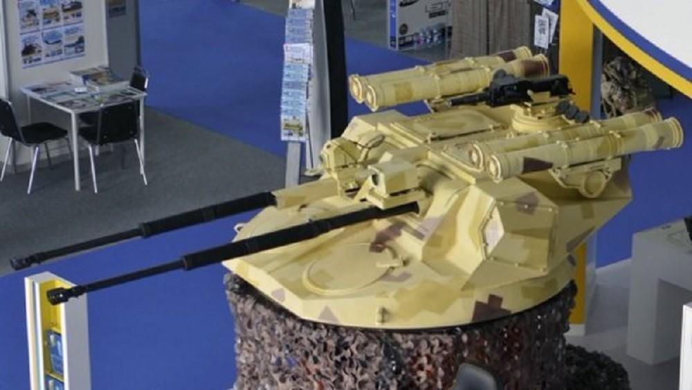 Украинские БМП получили новый футуристический боевой модуль, опубликованы фото