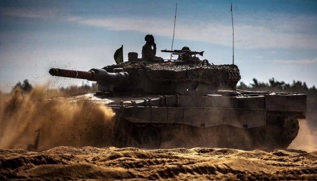 НАТО продемонстрировало новые силы быстрого реагирования (видео)