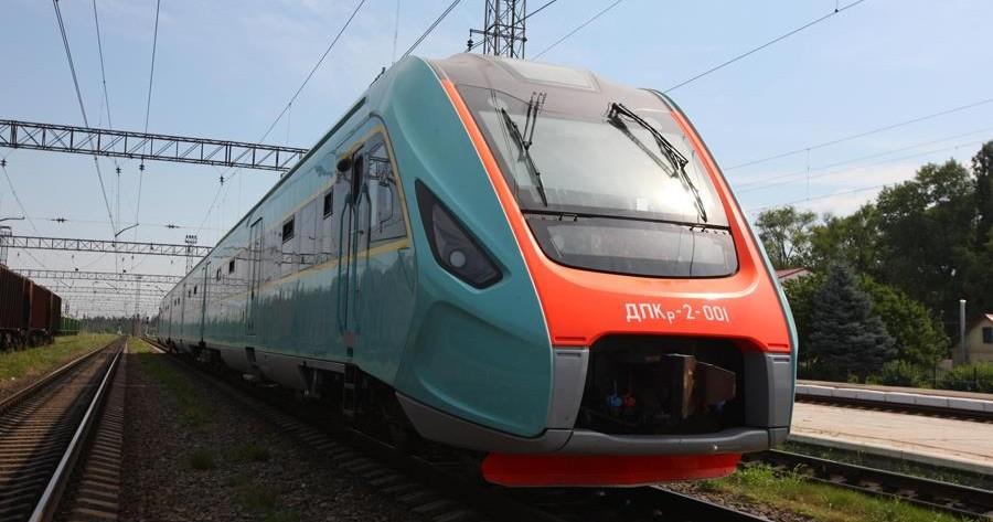 Дизель-поїзд Крюківського вагонобудівного заводу успішно відпрацював перший рік