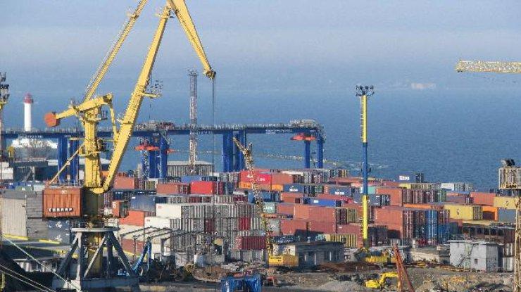 В Одесском морпорту СБУ накрыла контрабандный груз в Европу