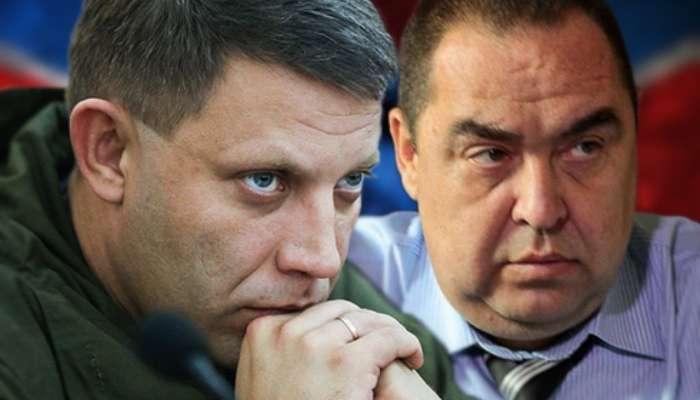"""Війна """"кураторів"""". Щури ОРДіЛО ділять сфери впливу. Захарченко проти Плотницького, Ходаковський проти Захарченко."""