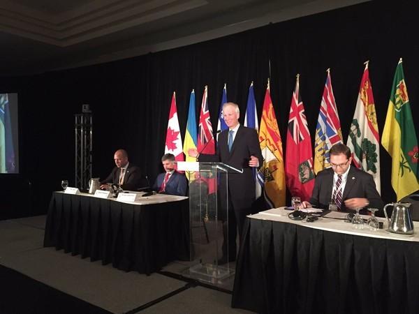 Канада выделит для украинской Нацполиции более С$8 миллионов