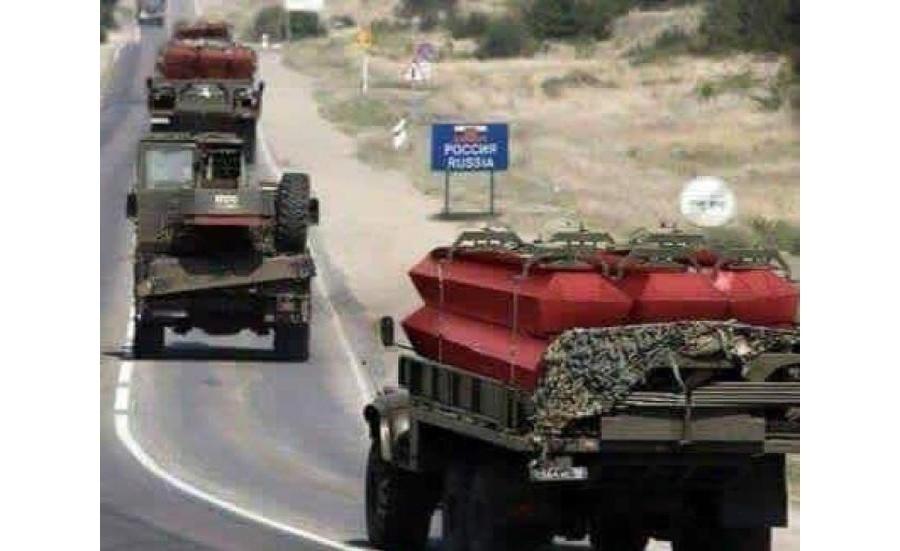 """ОБСЕ почти ежедневно видит машины с """"грузом 200"""", которые едут с оккупированного Донбасса в Россию. ВИДЕО"""