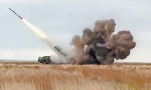 Докладно про випробування української ракети «Вільха»