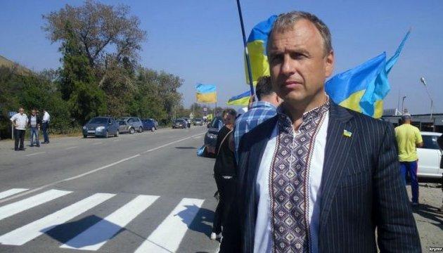 Глава Генического района поинтересовался, какой дурман курят путиноиды в Кремле (видео)