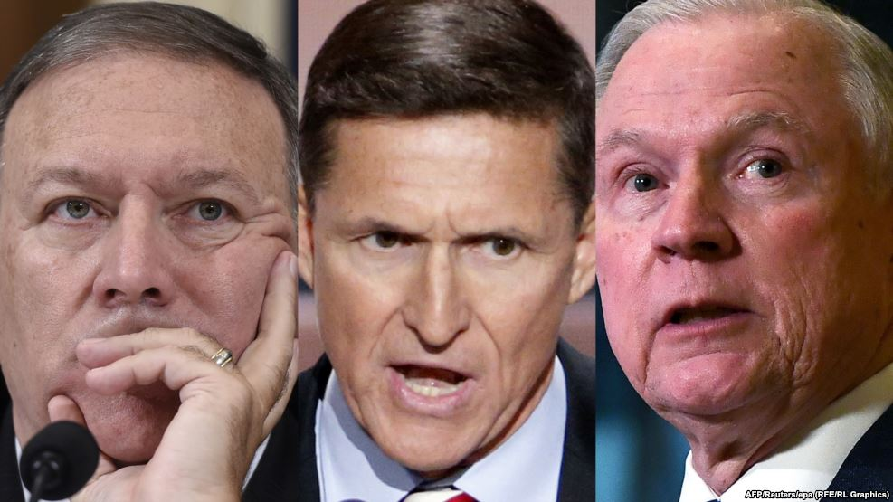 США: Трамп підтвердив обрання очільником ЦРУ прихильника України