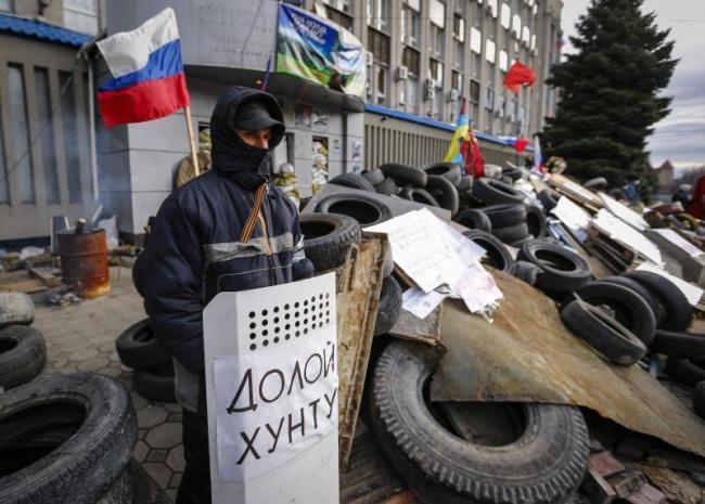 Задержан боевик «днр», причастный к организации антиукраинского референдума в Славянске