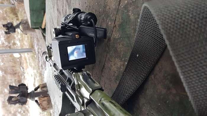 Для Сил спеціальних операцій (ССО) волонтери сконструювали новітні прилади денного і нічного бачення