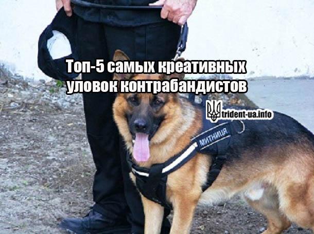Топ-5 самых креативных уловок контрабандистов по версии Харьковской таможни