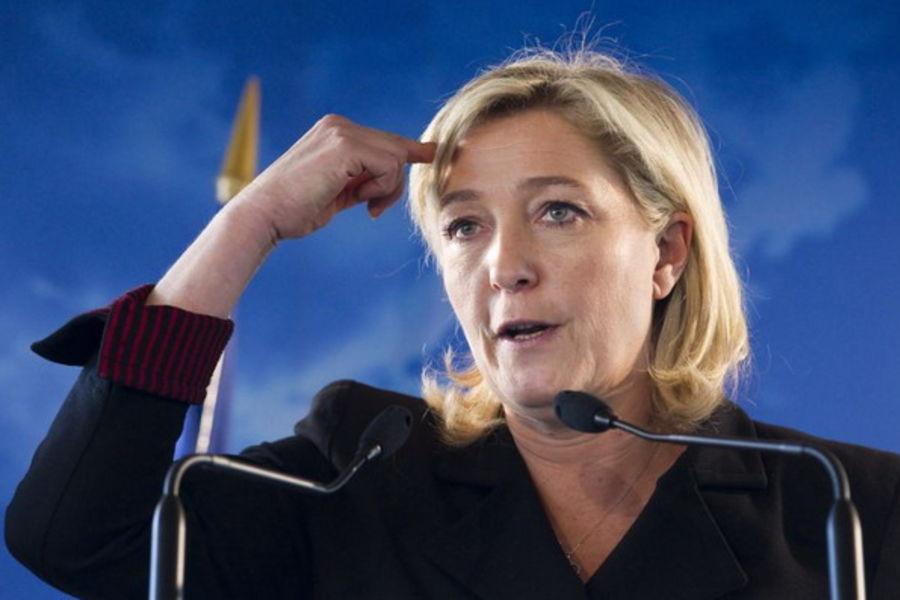 Кандидат у президенти Франції Марін Ле Пен заявила, що не вважає аннексію Криму незаконною