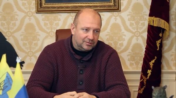 """Командир батальону """"Айдар"""" Сергій Мельничук: """"Мій вибір – бути військовим – закладений в моєму ДНК"""" (ВІДЕО)"""