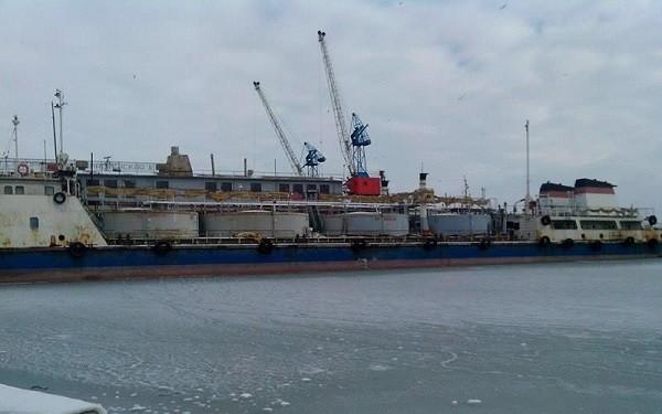 Турецкий танкер ALTERA 1 снова нарушил границу Украины, посетив закрытый порт Керчь