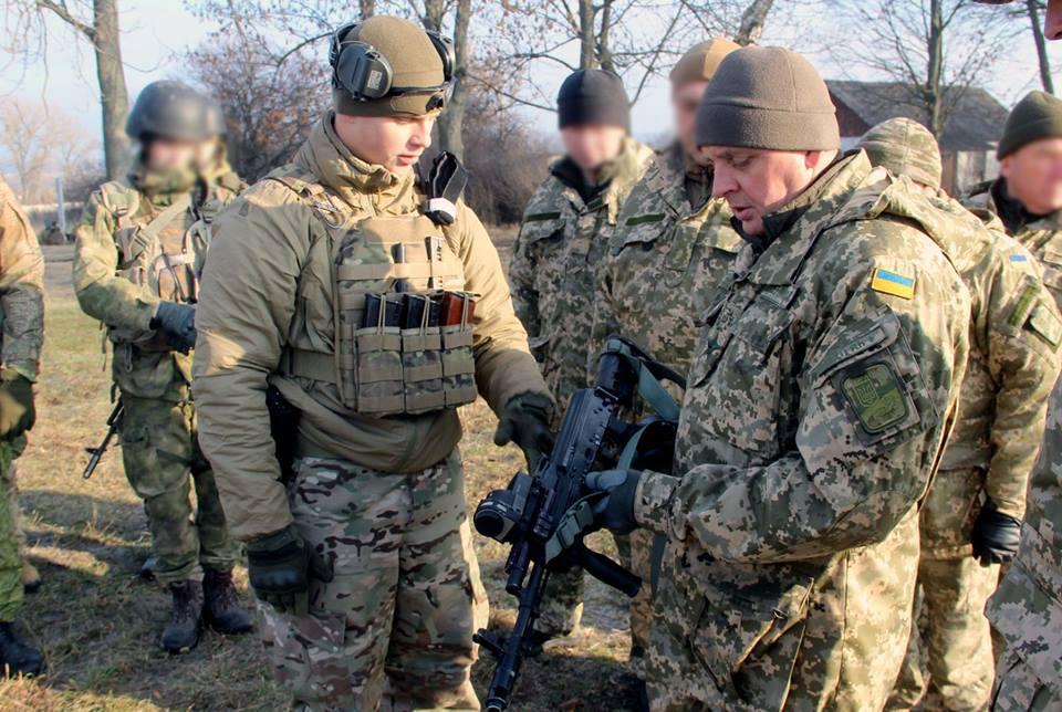 У Збройних Силах України впроваджено нову систему підготовки за стандартами НАТО