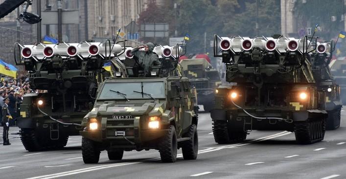 До Дня Незалежності України в Києві відбудеться військовий парад