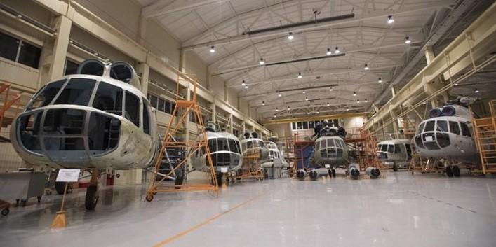 «Мотор Січ» в наступному році планує розпочати випуск гелікоптерів.
