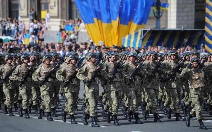 Вперше військовий парад на День Незалежності України пройде під марш дієвої армії УНР. ВІДЕО