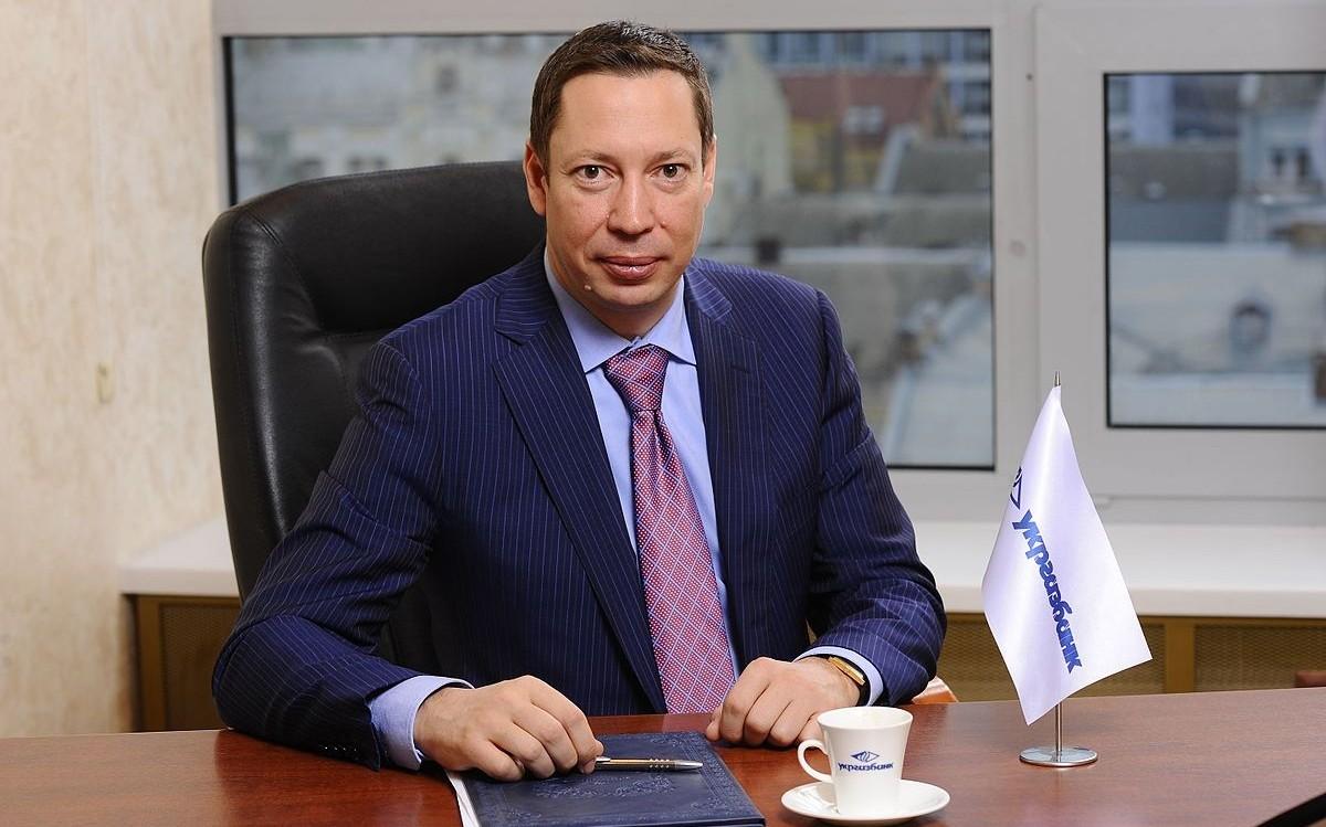 Кирилл Шевченко: прибыль УКРГАЗБАНКА уже составляет 250 млн грн