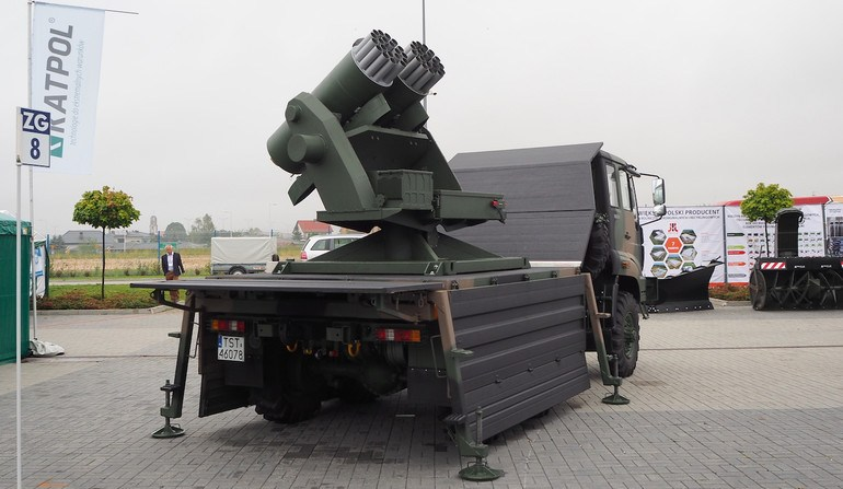 Україна і Польща розробили новий ракетний комплекс