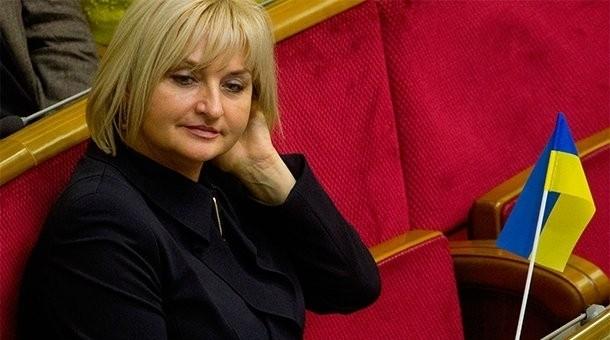 """Ірина Луценко про Левченка: """"Не шкодую і не візьму слова назад"""" (ВІДЕО)"""