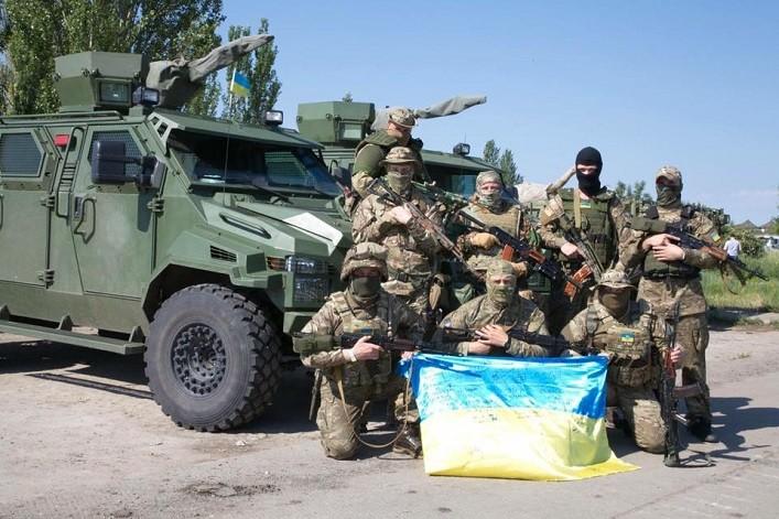 Заплановано чергові спільні навчання, тренування з морською піхотою США.