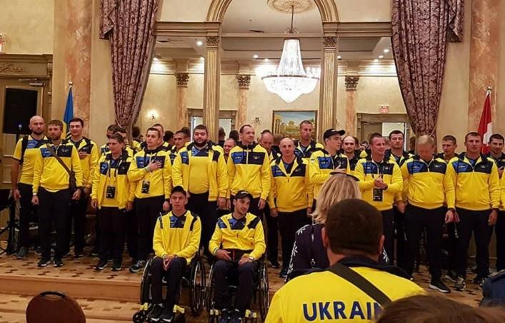 Збірна України зі змагань Invictus Games Toronto 2017! Вони показали неймовірні результати, цілих 14 медалей (8 золотих, 3 срібних і 3 бронзових). ВІДЕО
