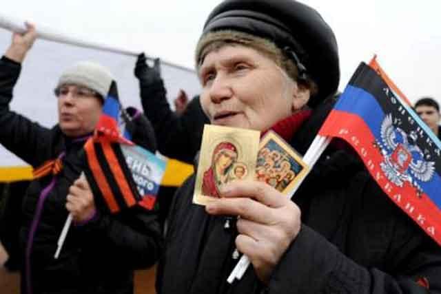 """Навіть за даними брехливого кремлівського """"Левада-центр"""", вже зараз кількість росіян, що не підтримують """"Л/ДНР"""" більше ніж тих хто підтримує – 43% проти 41%."""
