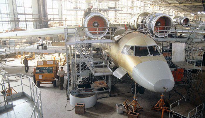 Харківський авіазавод відновить серійне виробництво транспортного літака Ан-74