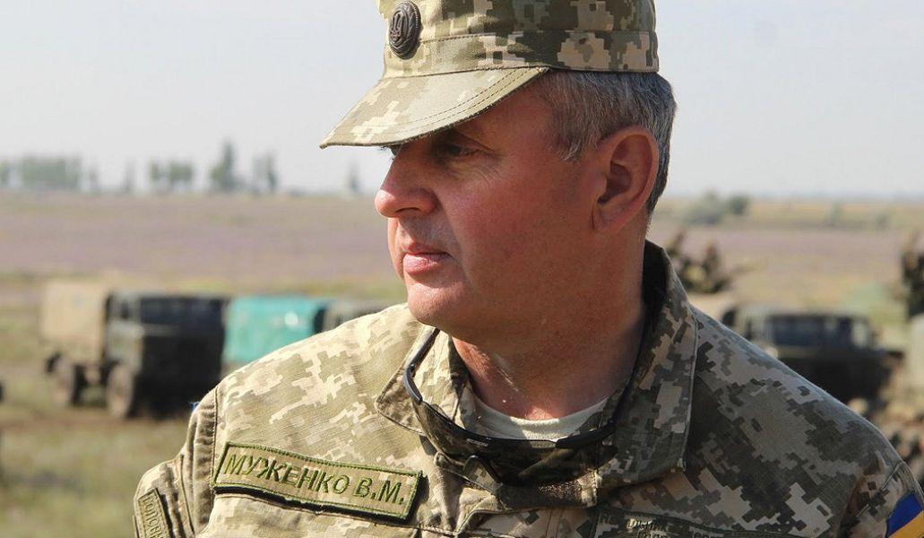 Муженко: під час захоплення українські судна були обстріляні російською авіацією