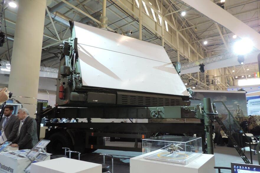 Укроборонпром готує до випробувань 3D-радар 80К6Т (ВІДЕО)