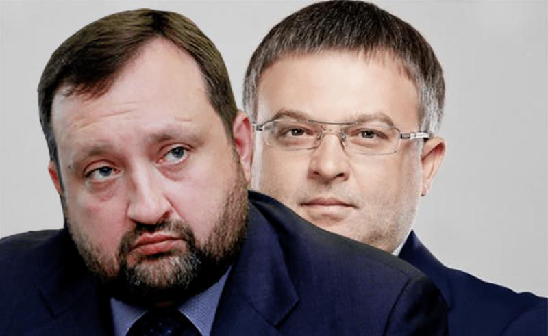 Олександр Адарич – банкір-аферист, «схемщик» сім'ї Януковича, віджимає київське підприємство Томак