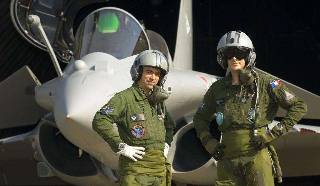 Повітряні Сили ЗС України закуплять французькі шоломи для пілотів
