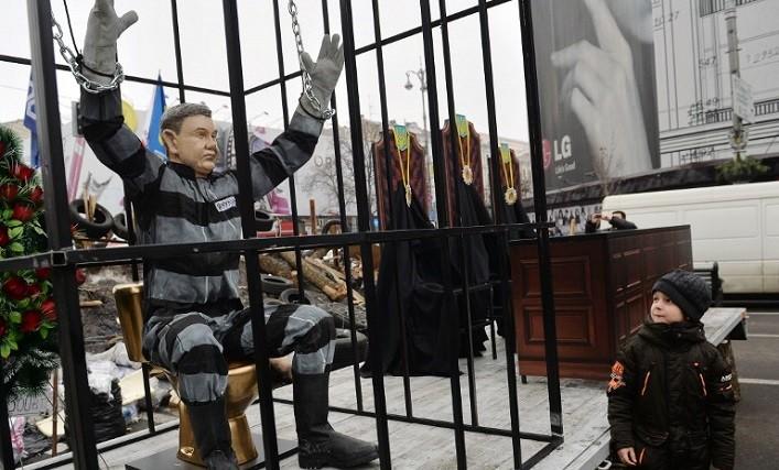 Слідчі ГПУ отримали дозвіл на здійснення спеціального досудового розслідування стосовно В. Януковича у справі Майдану щодо організації ним розстрілів