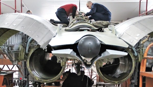 Модернізацію МіГ-29 до винищувача 4+ планують завершити вже цьогоріч