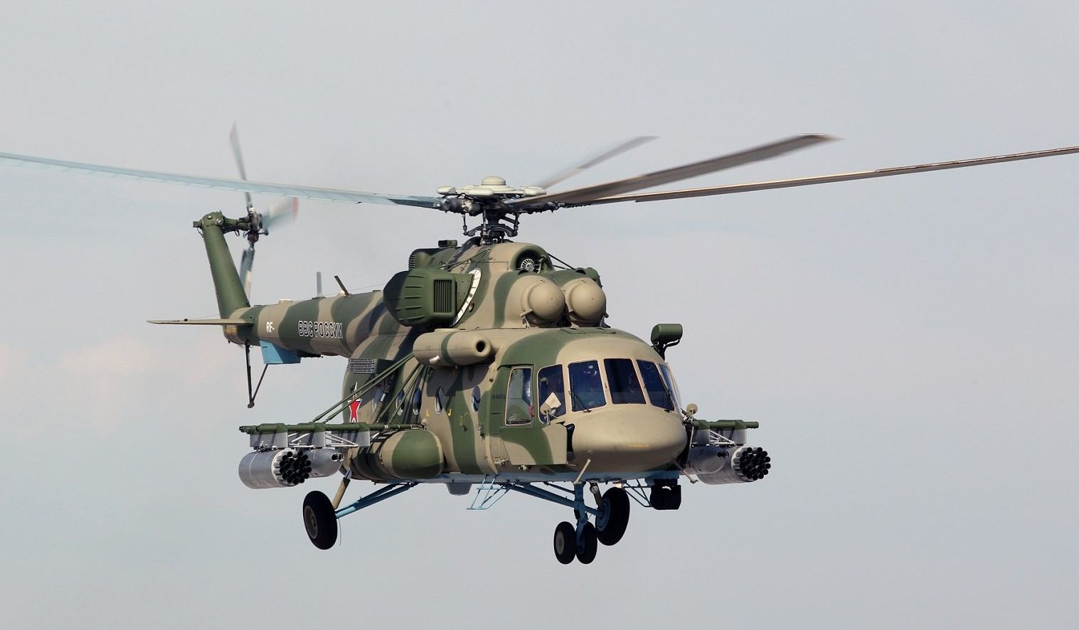 Праздник продолжается. На границе Чечни и Грузии упал вертолет ФСБ Ми-8