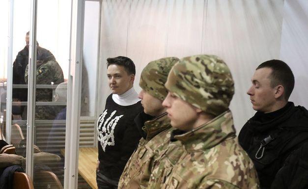Прокурор: Савченко загрожує довічне ув'язнення