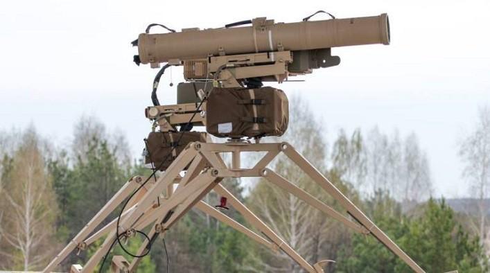 """Відбулись успішні випробування нової модифікації протитанкового керованого ракетного комплексу """"Скіф"""""""