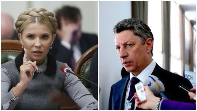 Вони НЕ працюють. Бойко та Тимошенко найбільші нероби серед лідерів фракцій в ВР
