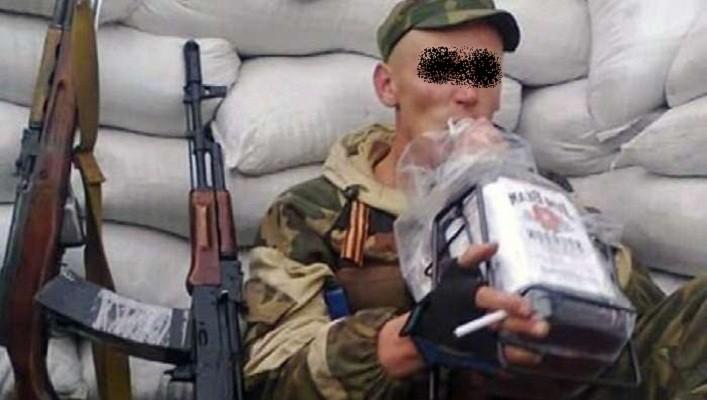 На Донбасі п'яний бойовик погрожував місії ОБСЄ