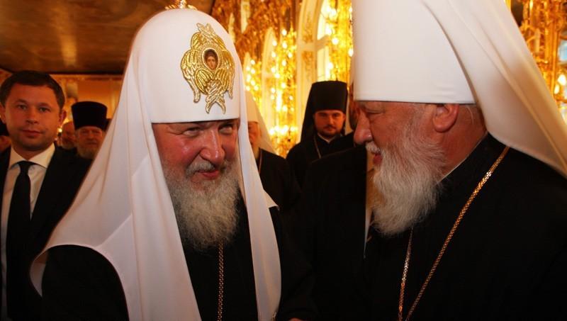 Митрополит УПЦ Агафангел – розповсюджувач російської нечисті