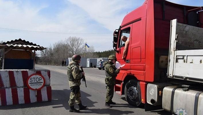 Перші блокпости на Донбасі запрацювали по-новому