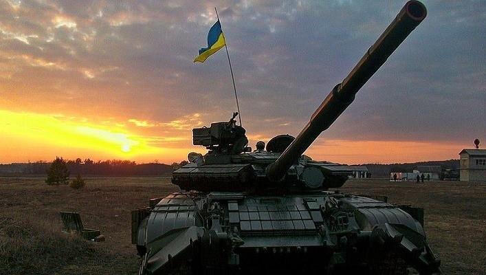 Навчання з територіальної оборони «Північна Фортеця −2018»: підводне водіння танків