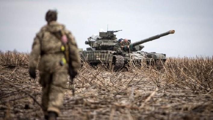 Бойцы ВСУ остановили прорыв ДРГ боевиков под Попасной