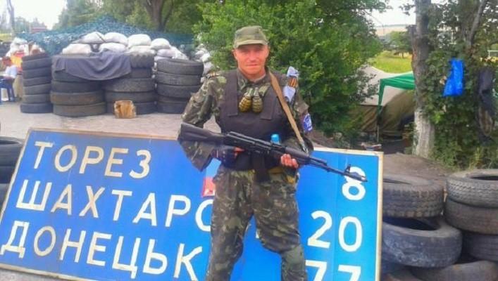"""Попавший в сводки ОБСЕ """"мирный житель"""" оказался боевиком НВФ. ФОТО"""