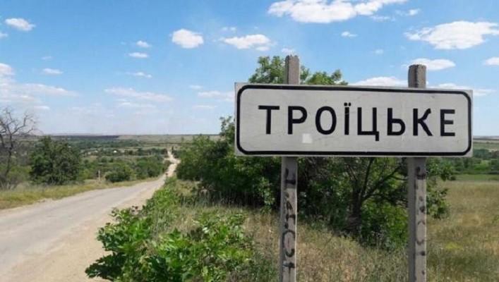 На Луганщині відновили міст через Луганку, який був зруйновний під час бойових дій (ФОТО)