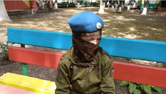 """«Мы по нему """"бум"""" и ему пи. ц»: 7-летний мальчик из «ДНР» рассказал, как воюет против ВСУ"""